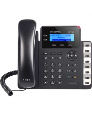 Grandstream GXP1628 HD Small-Medium Business 2-Line Gigabit IP Phone w/PoE