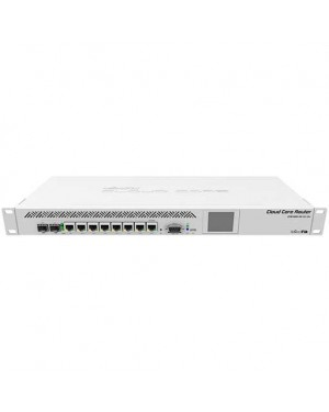 MikroTik CCR1009-7G-1C-1S+ 7 Port Cloud Core Ethernet Router