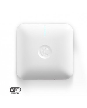 Cambium cnPilot E600 Indoor Wireless Access Point  Long Range WiFi, Cloud Managed, Dual Band, 4x4 MIMO,PoE,Mesh