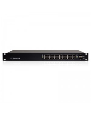 Ubiquiti EdgeSwitch ES24-500W 24 port Gigabit, 500W, Managed PoE