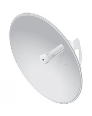 Ubiquiti Power Beam PBE 5AC 620 Point to Point 5GHz Radio Link AirMax  with 29 dBi Solid Dish Antenna.
