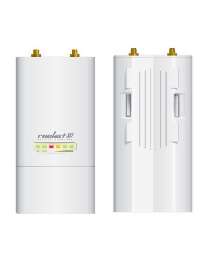 Ubiquiti Rocket M2 2.4GHz High Power 2×2 MIMO AirMax BaseStation