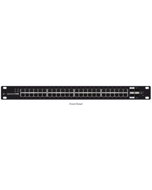 Ubiquiti UniFi Switch 48 Port US-48-750W Managed PoE+ Gigabit Switch with SFP
