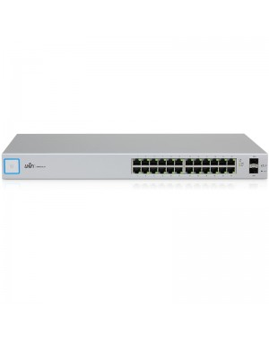 UBIQUITI US-24 Managed 24 Port Gigabit Switch