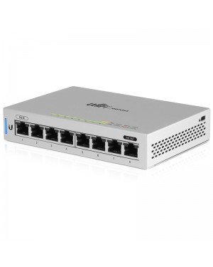 Ubiquiti UniFi 8-Port 60W PoE Managed Gigabit Switch