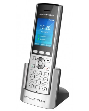 Grandstream WP820 Portable Wi-Fi Cordless Voip Phone and Device